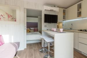Campsite Porton Biondi Mobile Homes Mediteran, Ferienparks  Rovinj - big - 24