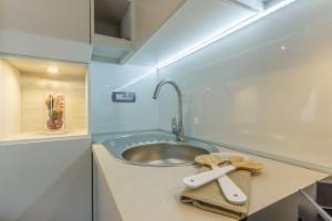 Campsite Porton Biondi Mobile Homes Mediteran, Ferienparks  Rovinj - big - 22