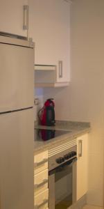 Apartamentos Santa Clara, Apartmány  Calpe - big - 58