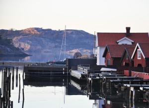 Falkelidsvägen 20, Ferienhäuser  Fjällbacka - big - 32