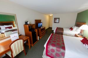 Ramada by Wyndham Houston Intercontinental Airport East, Hotel  Humble - big - 18