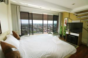Penthouse Galare Thong Tower, Apartmány  Chiang Mai - big - 34
