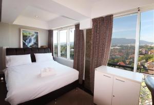 Penthouse Galare Thong Tower, Apartmány  Chiang Mai - big - 36
