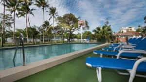 Coral Towers Holiday Suites, Apartmánové hotely  Cairns - big - 56