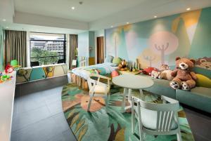 Hilton Sanya Yalong Bay Resort & Spa, Resorts  Sanya - big - 14