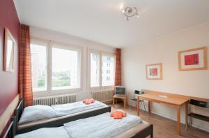 City-Appartements Nordkanalstraße, Apartmány  Hamburg - big - 7