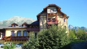 3 hviezdičkový penzión Pension Villa Kunerad Vysoké Tatry Slovensko
