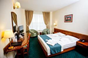 Unirea Hotel & Spa, Szállodák  Jászvásár - big - 8