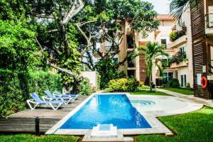 VIA TENDENZA- CONDO FOR 4, Apartments  Playa del Carmen - big - 1
