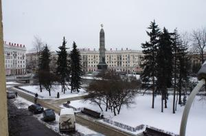 TS Apartment, Apartmány  Minsk - big - 11