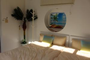 Nirai Beach Villa, Дома для отпуска  Yomitan - big - 10