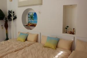 Nirai Beach Villa, Дома для отпуска  Yomitan - big - 81