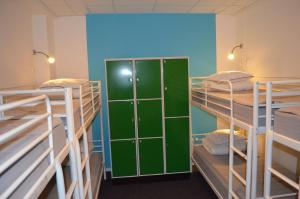 Single Bed in Mixed 8-Bed Dormitory Room