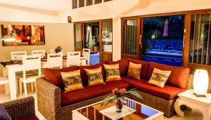 Palm View Villa, Vily  Lamai - big - 7