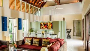 Palm View Villa, Vily  Lamai - big - 2