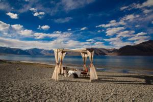 The Grand Dragon Ladakh, Отели  Лех - big - 28