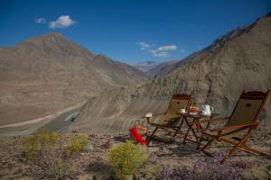 The Grand Dragon Ladakh, Отели  Лех - big - 32