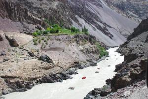 The Grand Dragon Ladakh, Отели  Лех - big - 29