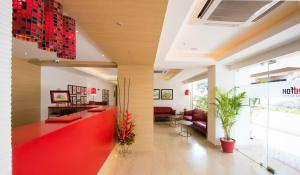 Red Fox Hotel, Trichy, Hotely  Tiruchchirāppalli - big - 21