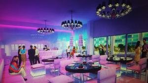 Azure Urban Resort Tinoyshome, Apartmanok  Manila - big - 7
