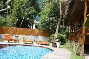 Langchia Hostel, Hostely  Phu Quoc - big - 32