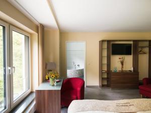 Design-Konferenzhotel & Restaurant Steinernes Schweinchen, Hotely  Kassel - big - 2