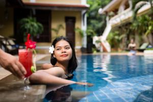 HanumanAlaya Colonial House, Hotely  Siem Reap - big - 50