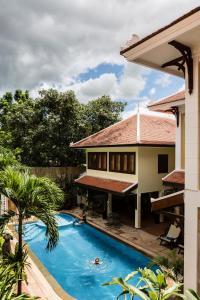 HanumanAlaya Colonial House, Hotely  Siem Reap - big - 47