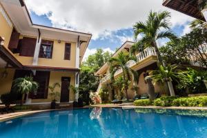 HanumanAlaya Colonial House, Hotely  Siem Reap - big - 46