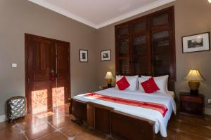 HanumanAlaya Colonial House, Hotels  Siem Reap - big - 7