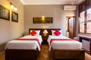 HanumanAlaya Colonial House, Hotels  Siem Reap - big - 9