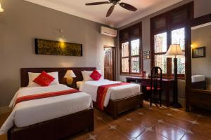 HanumanAlaya Colonial House, Hotel  Siem Reap - big - 13