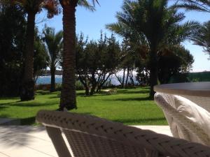 Ktima Grammeno Beachside Villa, Vily  Kountoura Selino - big - 51