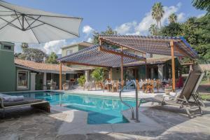 Hacienda del Lago Boutique Hotel, Hotels  Ajijic - big - 1