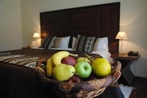 Suter Petit Hotel, Hotels  San Rafael - big - 54