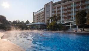 Grand Hotel Terme, Отели  Монтегротто-Терме - big - 13