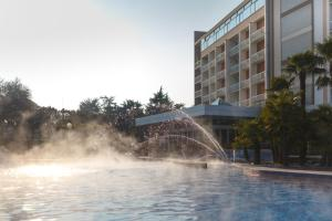 Grand Hotel Terme, Отели  Монтегротто-Терме - big - 15