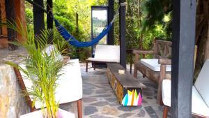Pintos Hostal, Гостевые дома  Богота - big - 8