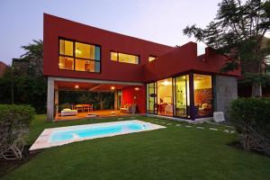 Salobre Villas, Villen  Salobre - big - 32