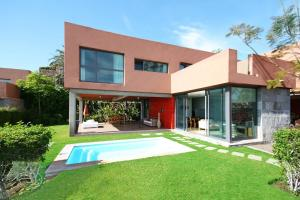 Salobre Villas, Villen  Salobre - big - 44