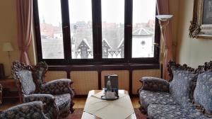 Schlosshotel zum Markgrafen, Отели  Кведлинбург - big - 4