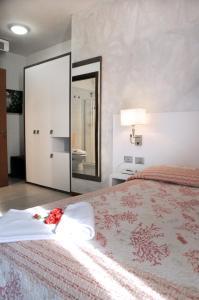 Hotel Venezia, Szállodák  Caorle - big - 56
