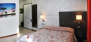 Hotel Venezia, Szállodák  Caorle - big - 57