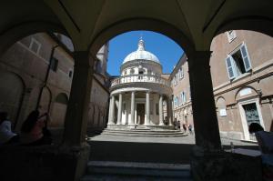 Apartment Sant'Onofrio, Apartments  Rome - big - 8