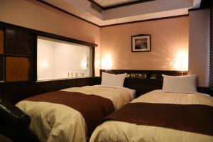 Hotel New Station, Отели эконом-класса  Мацумото - big - 13