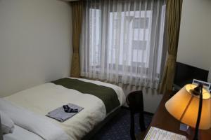 Hotel New Station, Отели эконом-класса  Мацумото - big - 9