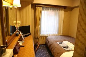 Hotel New Station, Отели эконом-класса  Мацумото - big - 16