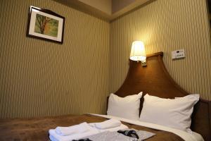 Hotel New Station, Отели эконом-класса  Мацумото - big - 6