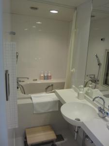 Hotel New Station, Отели эконом-класса  Мацумото - big - 4