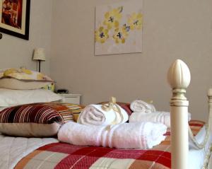 Ellen House Bed and Breakfast, Bed and Breakfasts  Matlock - big - 19